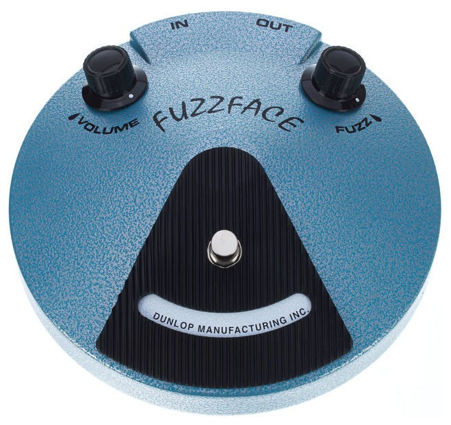 Dunlop JH F1 Jimi Hendrix Fuzz Face