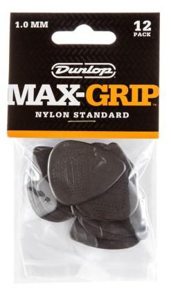 Dunlop Nylon Max Grip Std 1 0mm 12er Bag 449P