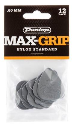 Dunlop Nylon Max Grip Std  60mm 12er Bag 449P