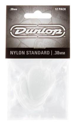 Dunlop Nylon Standard  38mm 12er Bag 44P 38