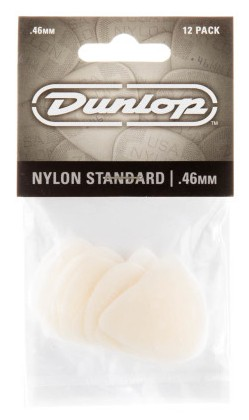 Dunlop Nylon Standard  46mm 12er Bag 44P 46