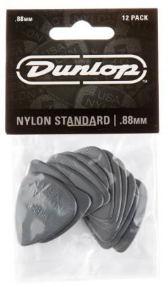 Dunlop Nylon Standard  88mm 12 Pack 44P 88