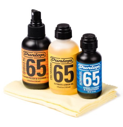 Dunlop P6504 System 65 Guitar Tech Cleaning Kit