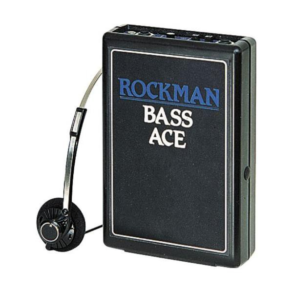 Dunlop ROCK BA Rockman Bass Ace Headphone Amp