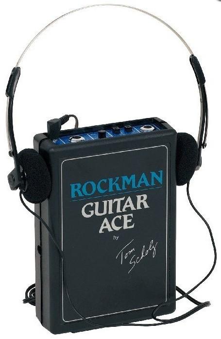 Dunlop ROCK GA Rockman Guitar Ace Headphone Amp
