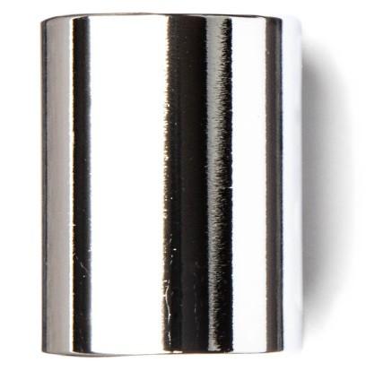 Dunlop Slide 221 Chromed Steel  Knuckle M