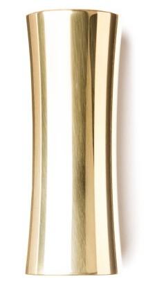 Dunlop Slide 227 Brass Concave  Heavy Wall  M