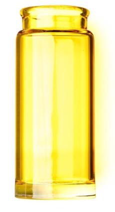 Dunlop Slide 277 Blues Bottle Yellow  M