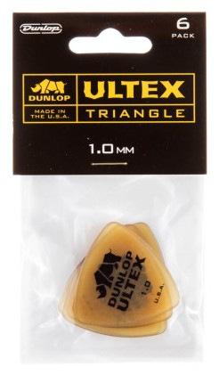 Dunlop UltexTri 1 0mm 6er Bag