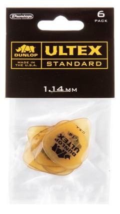 Dunlop Ultex Standard 1 14mm 6er Bag 421P 70