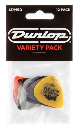Dunlop Variety Pack 12 Picks Light Medium