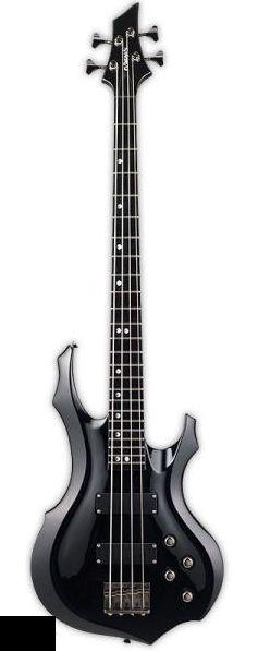 ESP Forest Bass black