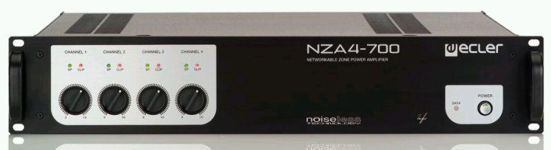 Ecler NZA 4 700 Endstufe
