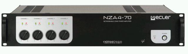 Ecler NZA 4 70 Endstufe
