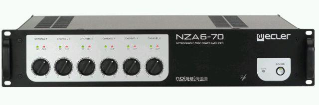 Ecler NZA 6 70 Endstufe