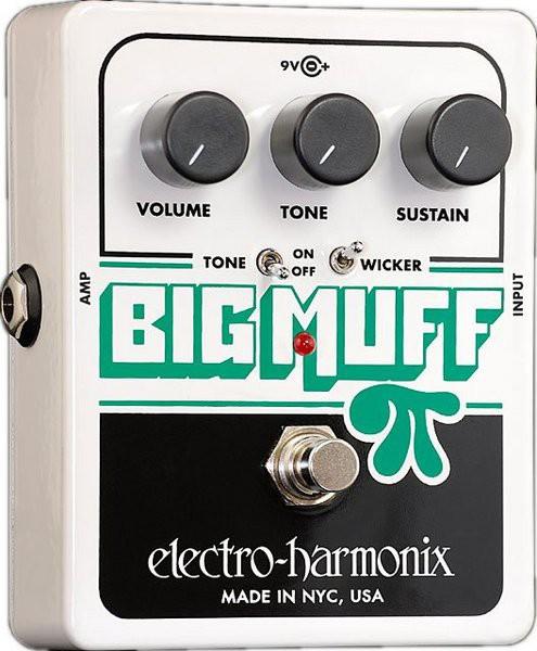 Electro Harmonix Big Muff Pi Tone Wicker