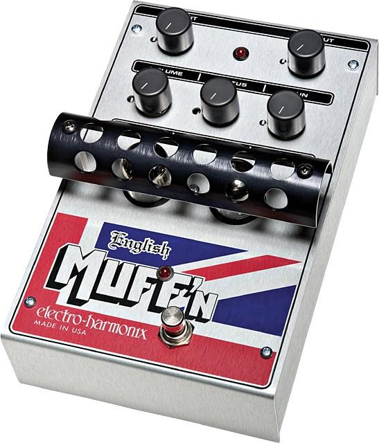 Electro Harmonix English Muffn