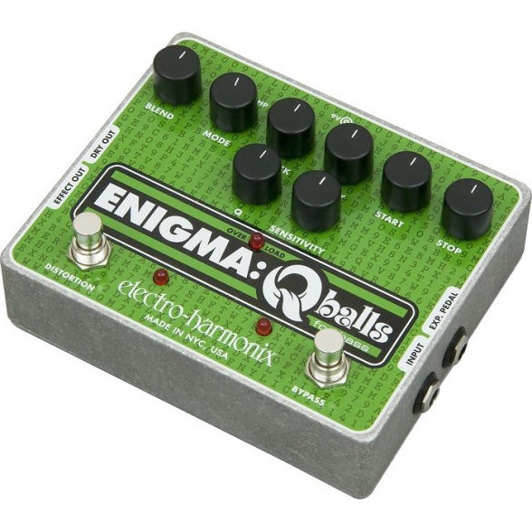 Electro Harmonix Enigma  Qballs for Bass