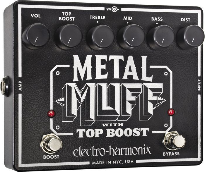 Electro Harmonix Metal Muff