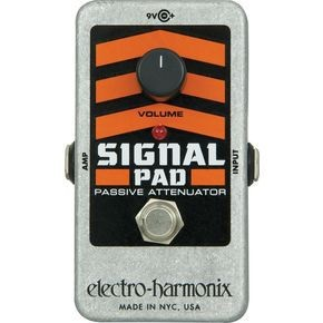 Electro Harmonix Nano Signal Pad Passiv Attenuator
