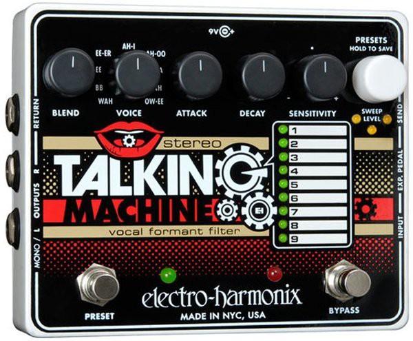 Electro Harmonix Stereo Talking Machine
