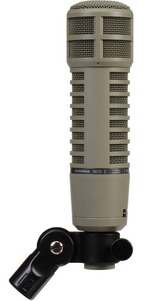 Electro Voice RE 20 Broadcast Mic