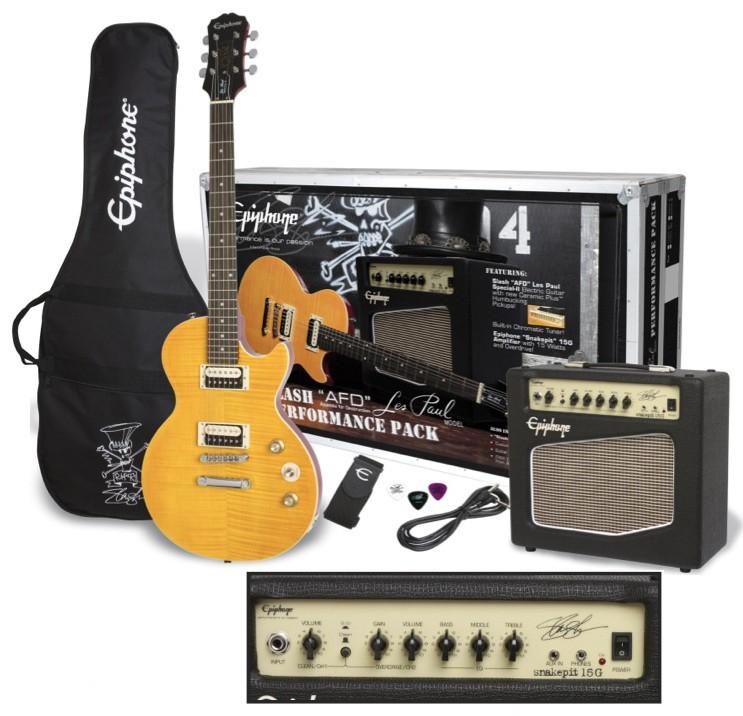 Epiphone Les Paul Performance Pack Slash