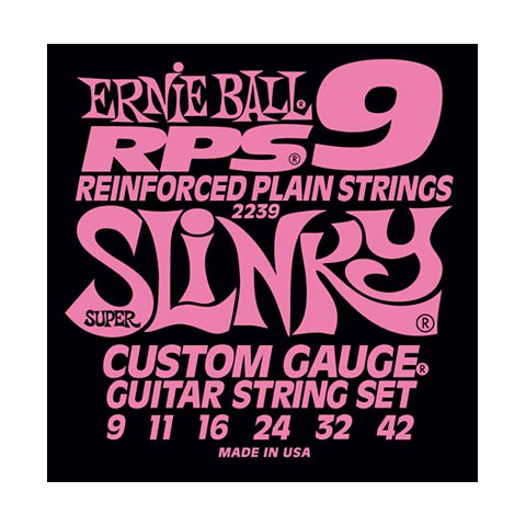 Ernie Ball 2239 RPS Super Slinky 9 42