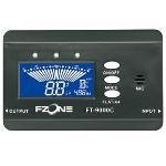 F Zone FT9000 Chromatic Tuner Black