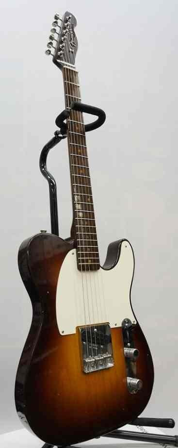 Fender Custom Shop LTD 57 Esquire RW JRN CC