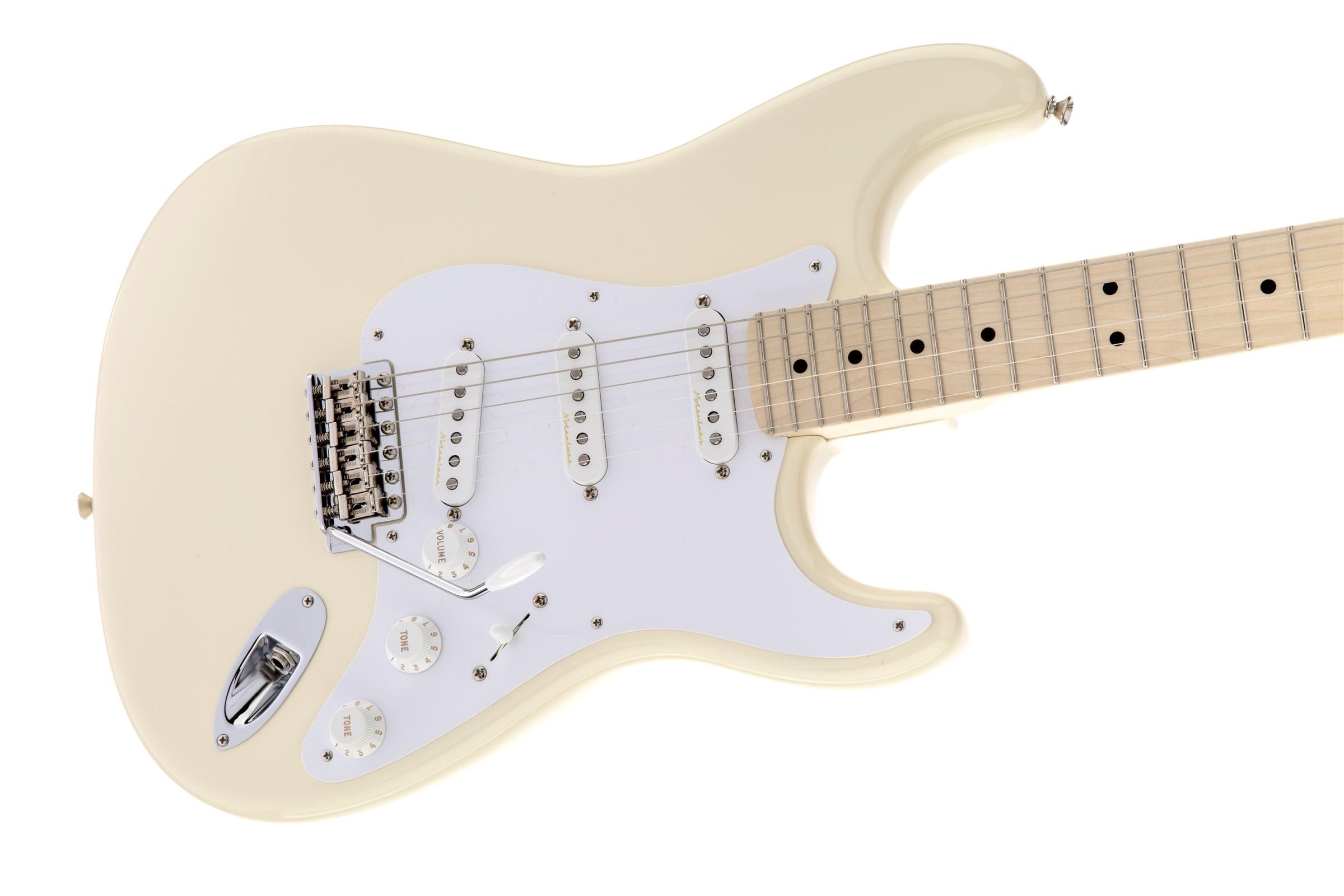 Fender Eric Clapton Stratocaster OW MN