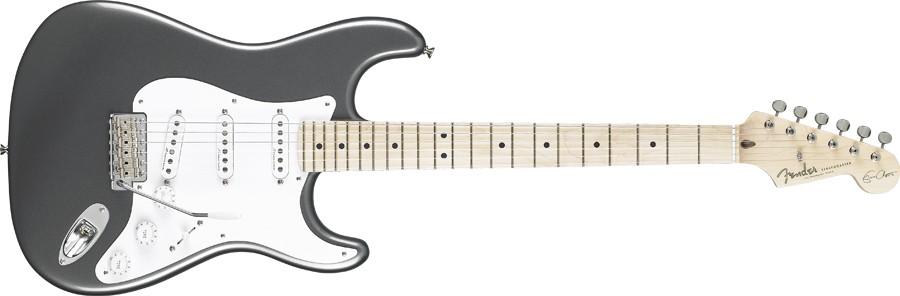 Fender Eric Clapton Stratocaster Pewter MN