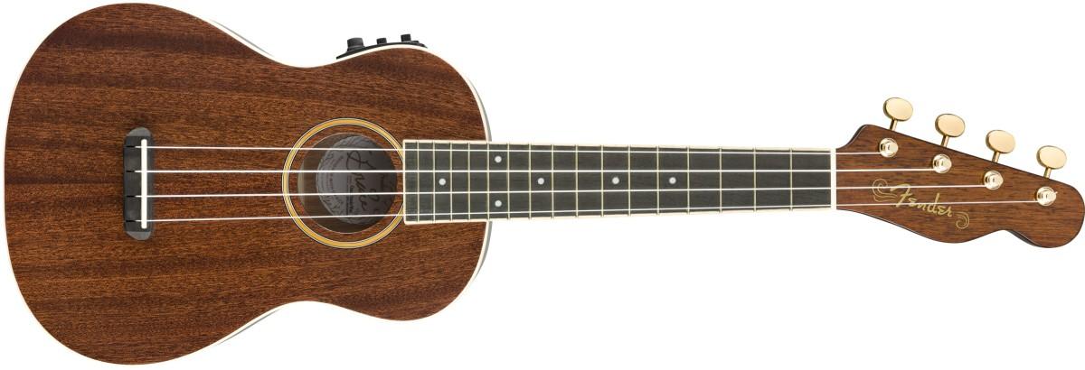 Fender Grace Vanderwaal Signature Uke Natural