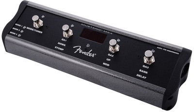 Fender Mustang GT 4 Button MS4 Footswitch