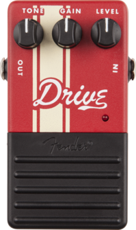 Fender Pedals Drive