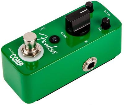 Fender Pedals Micro Compressor