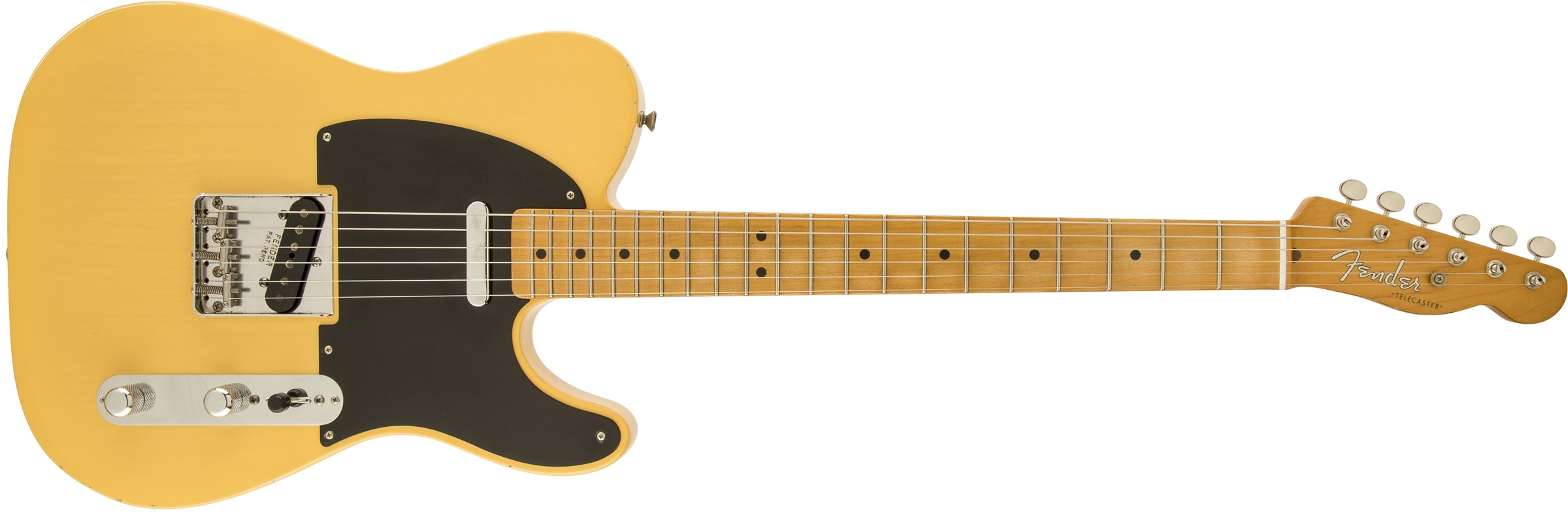 Fender Road Worn 50s Telecaster Blonde MN