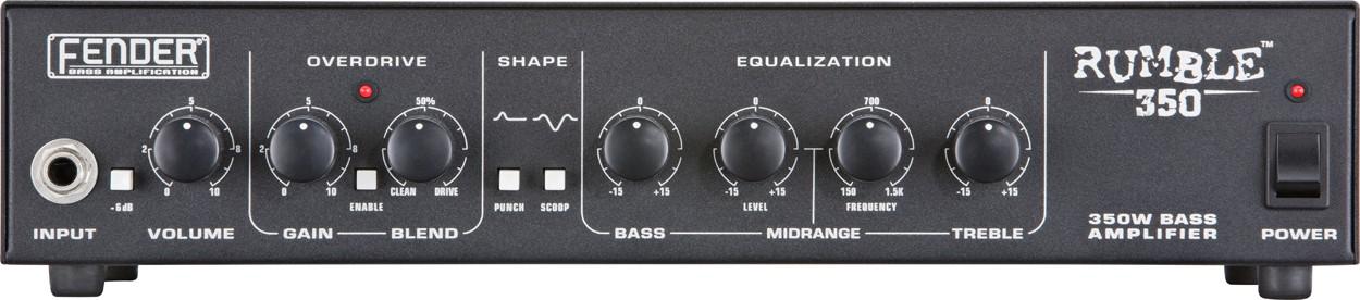 Fender Rumble 350 Head