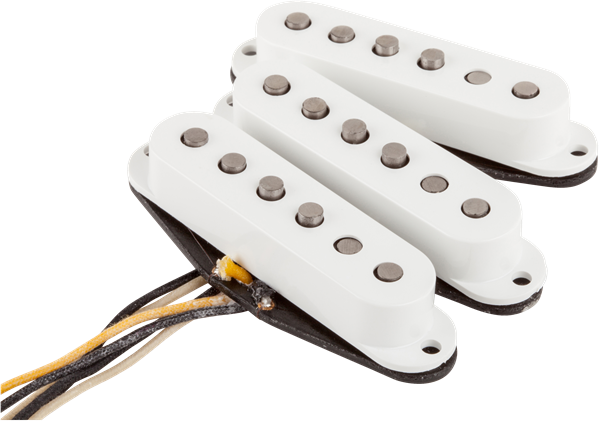 Fender Stratocaster Texas Special Strat Pickups