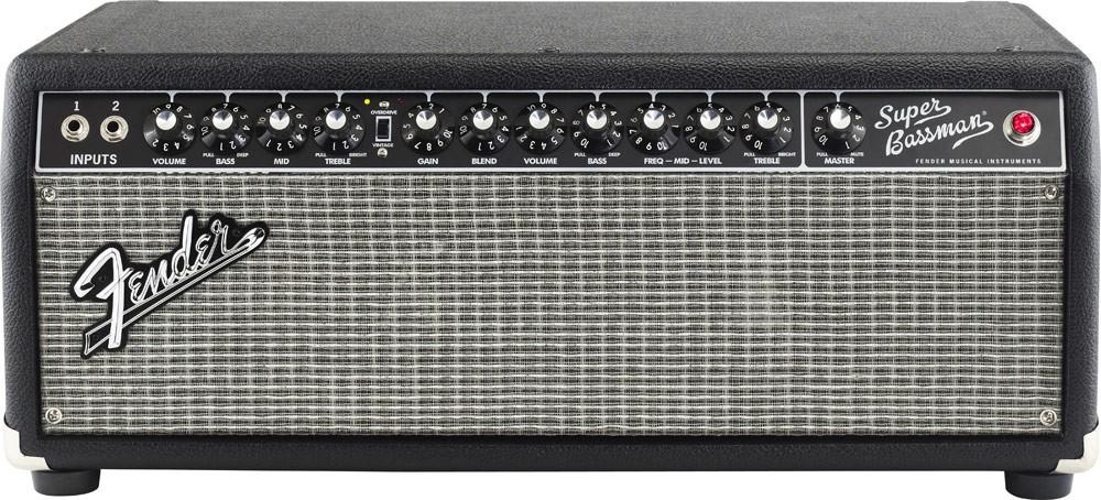 Fender Super Bassman 300 Head