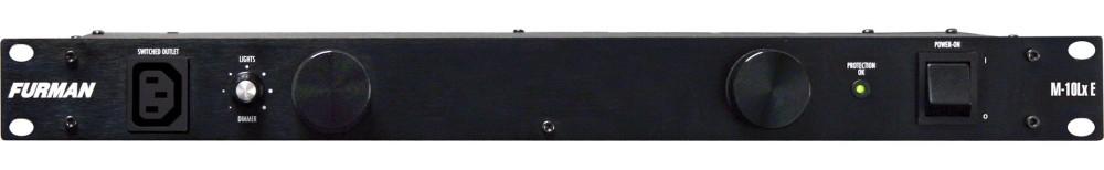 Furman Merit X Series M10 Lx E Power Conditioner