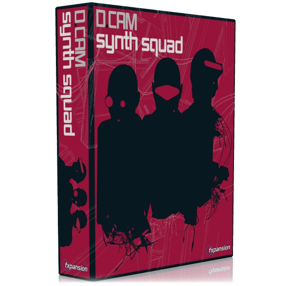 Fxpansion D Cam Synth Squad