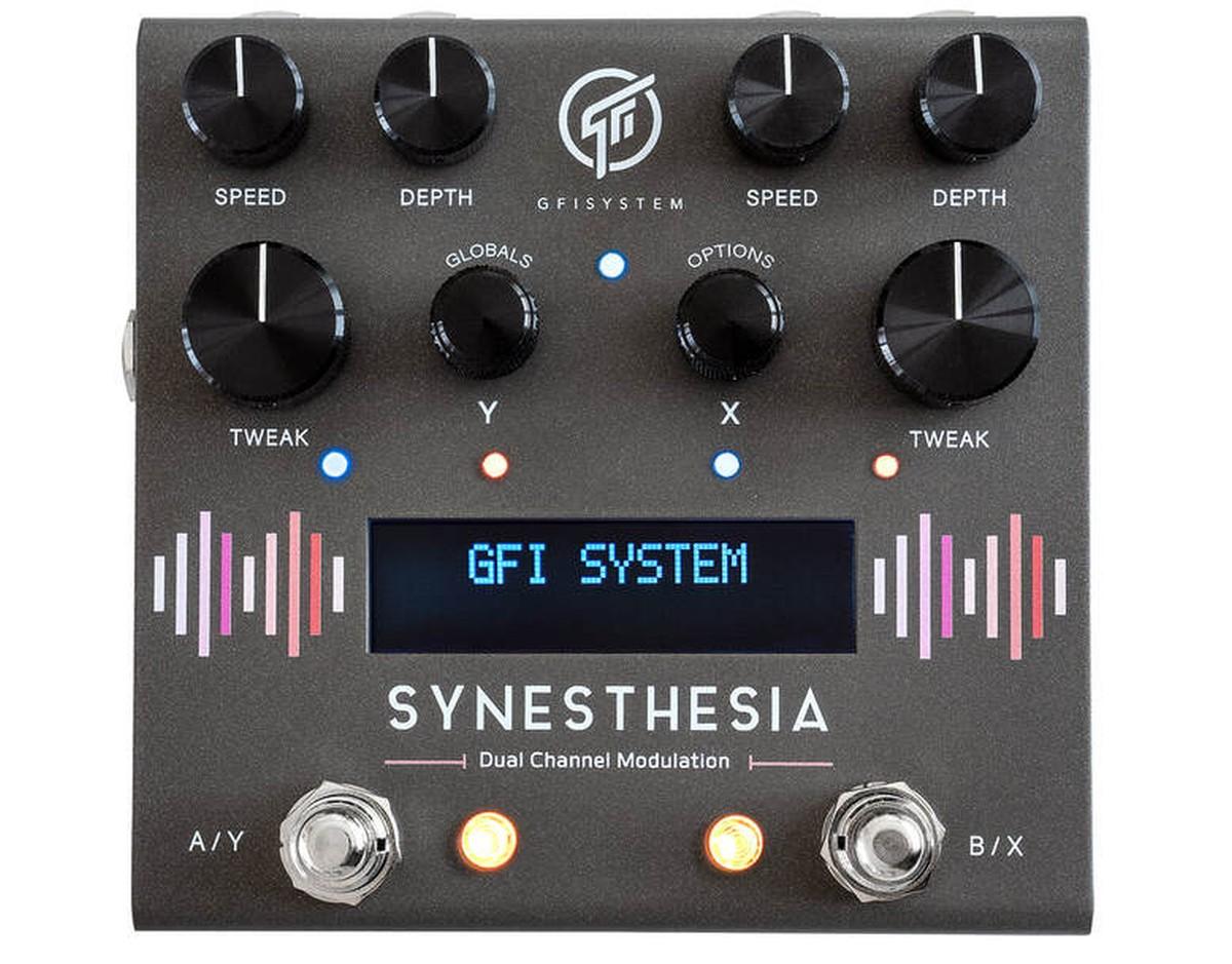 GFI Systems Synesthesia