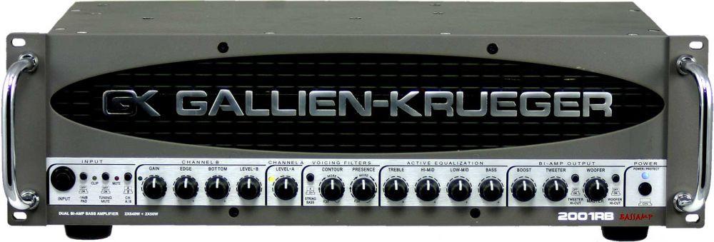 Gallien Krueger 2001 RB