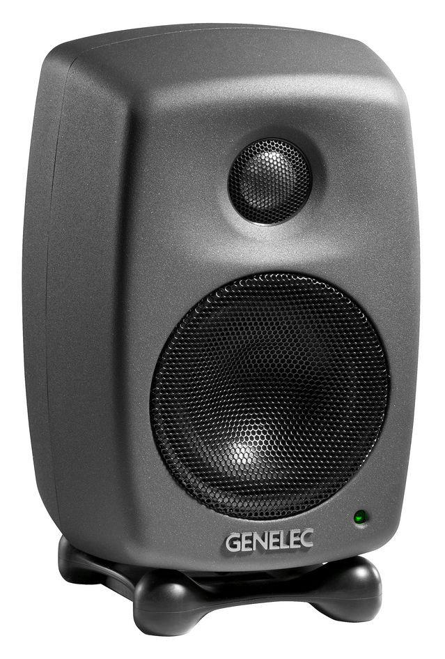 Genelec 8010 AP Black