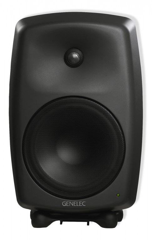 Genelec 8050 BPM Black