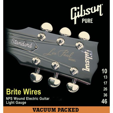 Gibson Brite Wire Strings 10 46