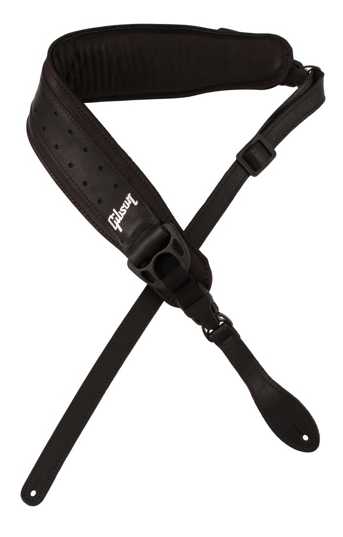 Gibson Guitar Strap Switchblade Black