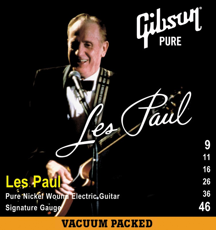 Gibson Les Paul Signature Strings 09 46