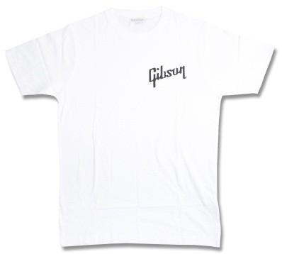 Gibson T Shirt White M